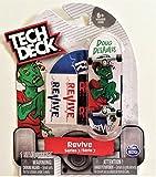 fingerboard Tech Deck REVIVE Series 7 Doug Desautels Green Zombie Rare #20089671