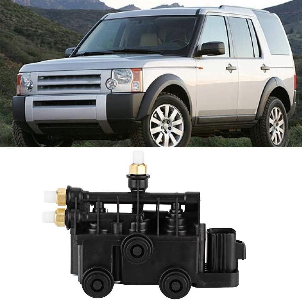 Fydun Air Suspension Valve Block RVH000095 Air Suspension Valve Block Control Unit for Land Rover Range Rover Sport LR3 LR4