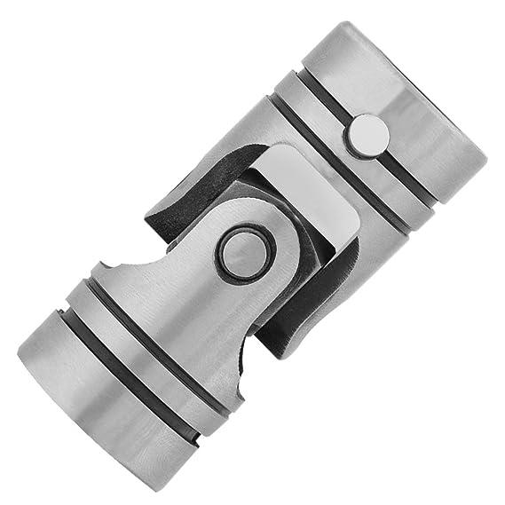 Cardán de Metal Acoplamiento de Articulación Conector de Eje para Coche Motor 16mm / 20mm (16mm): Amazon.es: Industria, empresas y ciencia