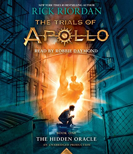 The Trials of Apollo, Book One: The Hidden Oracle by Listening Library (Audio)