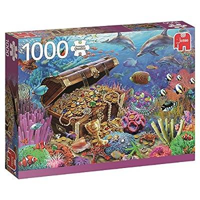Jumbo 618342 Puzzle Tesoro Sottomarino