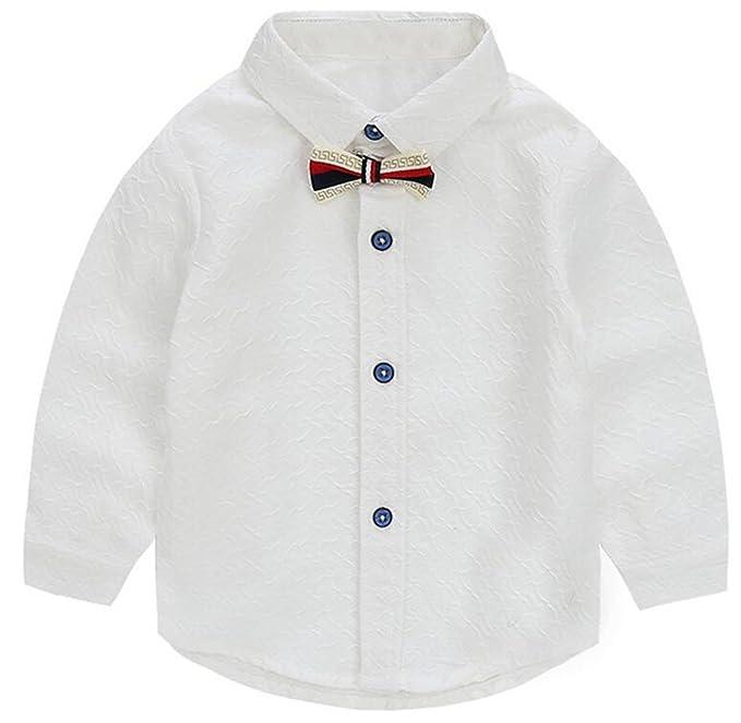 Camisa del Bebé del Niño De Los Niños De Manga Larga Marea Viva ...