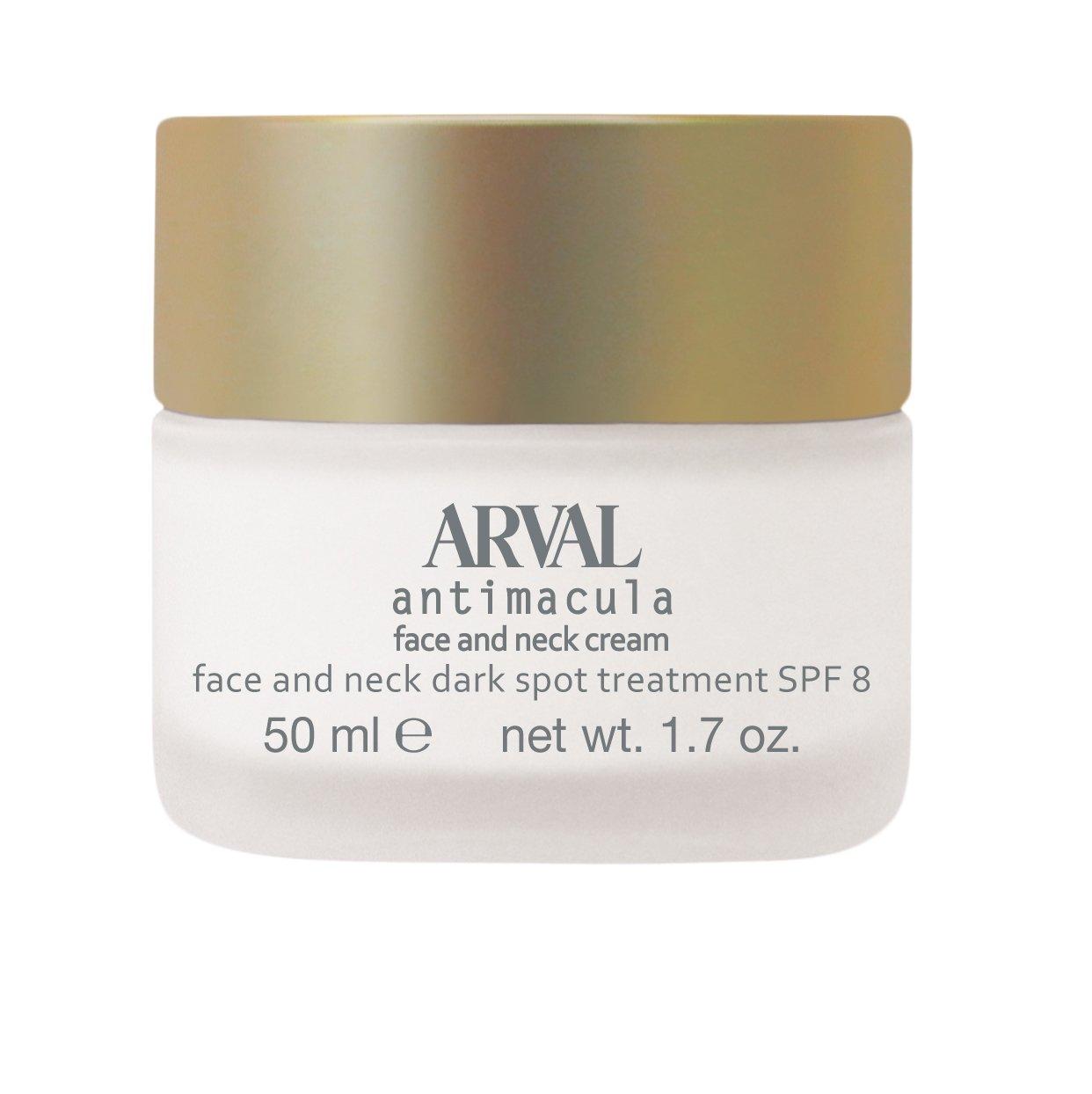 Antimacula Face And Neck Cream Trattamento Macchie Scure Viso E Collo 50 ml Arval Srl 8025935220011 87123