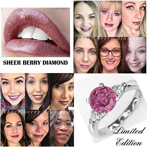 Lipsense Sheer Berry Diamond - Berry Pink Sheer