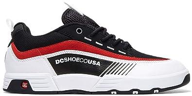 fea7c3b532f Amazon.com: DC Shoes Legacy 98 Slim Shoe - Men's Skateboarding Black ...