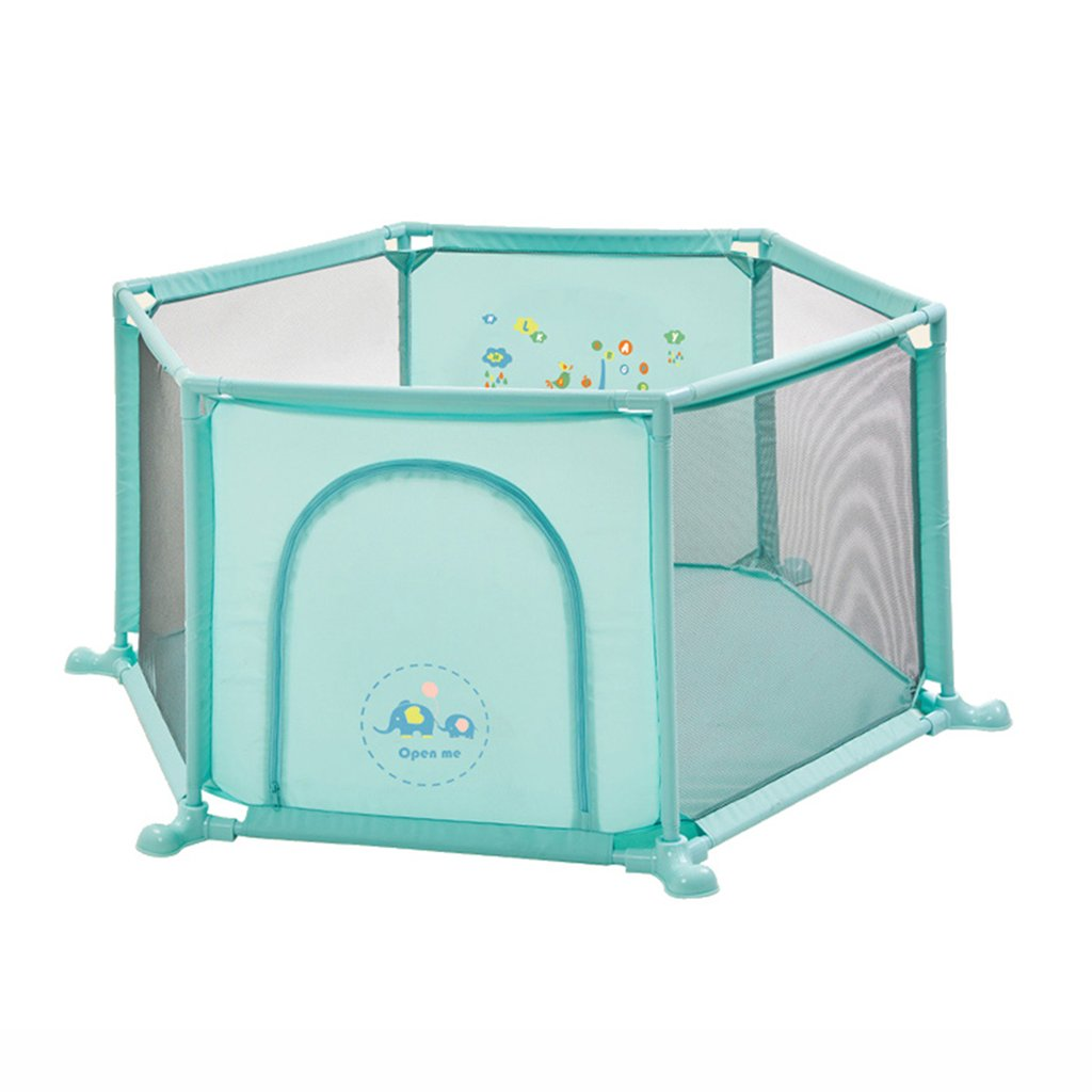 最新情報 赤ちゃんのための遊び場赤ちゃんの安全な遊びのフェンス赤ちゃんの幼児のバー幼児のプレイペン 66.5cm) (Color : Blue, Size 160*66.5cm : 160* Blue, 66.5cm) 160*66.5cm Blue B07FNYVF1B, アクトス:7dfa5c76 --- a0267596.xsph.ru