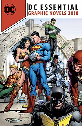 DC Essentials Catalog 2018 (DC Comics Essentials)