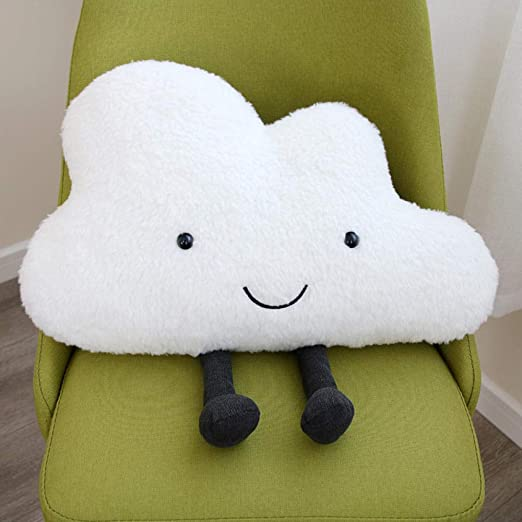 CPFYZH Cute Cloud Pillow Cute Cloud Niños Muñeca Peluche ...