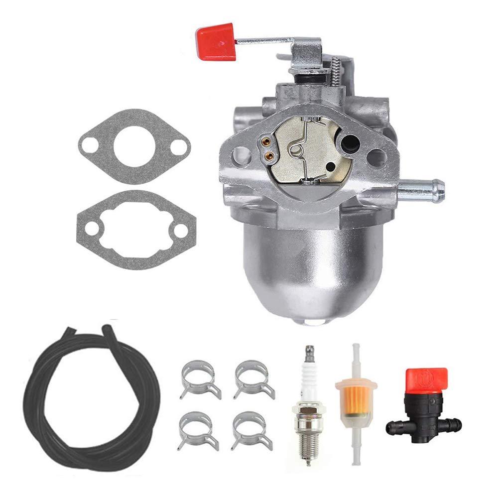 0C1535ASRV Carburetor for Nikki Generac Generator Carb C1535ASRV 4000XL 4000EXL GN220 GH220HS Replaces 0C1535AESV 97747 C1535 Troy Built Portable Generators