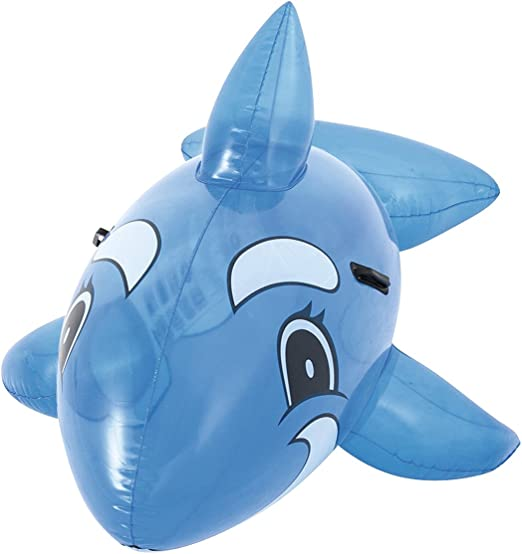 Dabuty Online, S.L. Flotador Hinchable Ballena Azul para Playa o ...