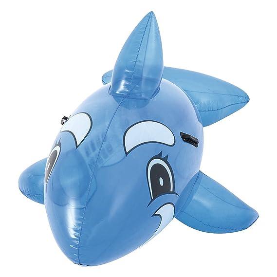 Dabuty Online, S.L. Flotador Hinchable Ballena Azul para ...