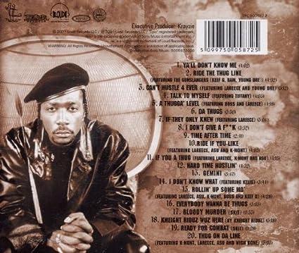 Thug On Da Line Amazoncouk Music