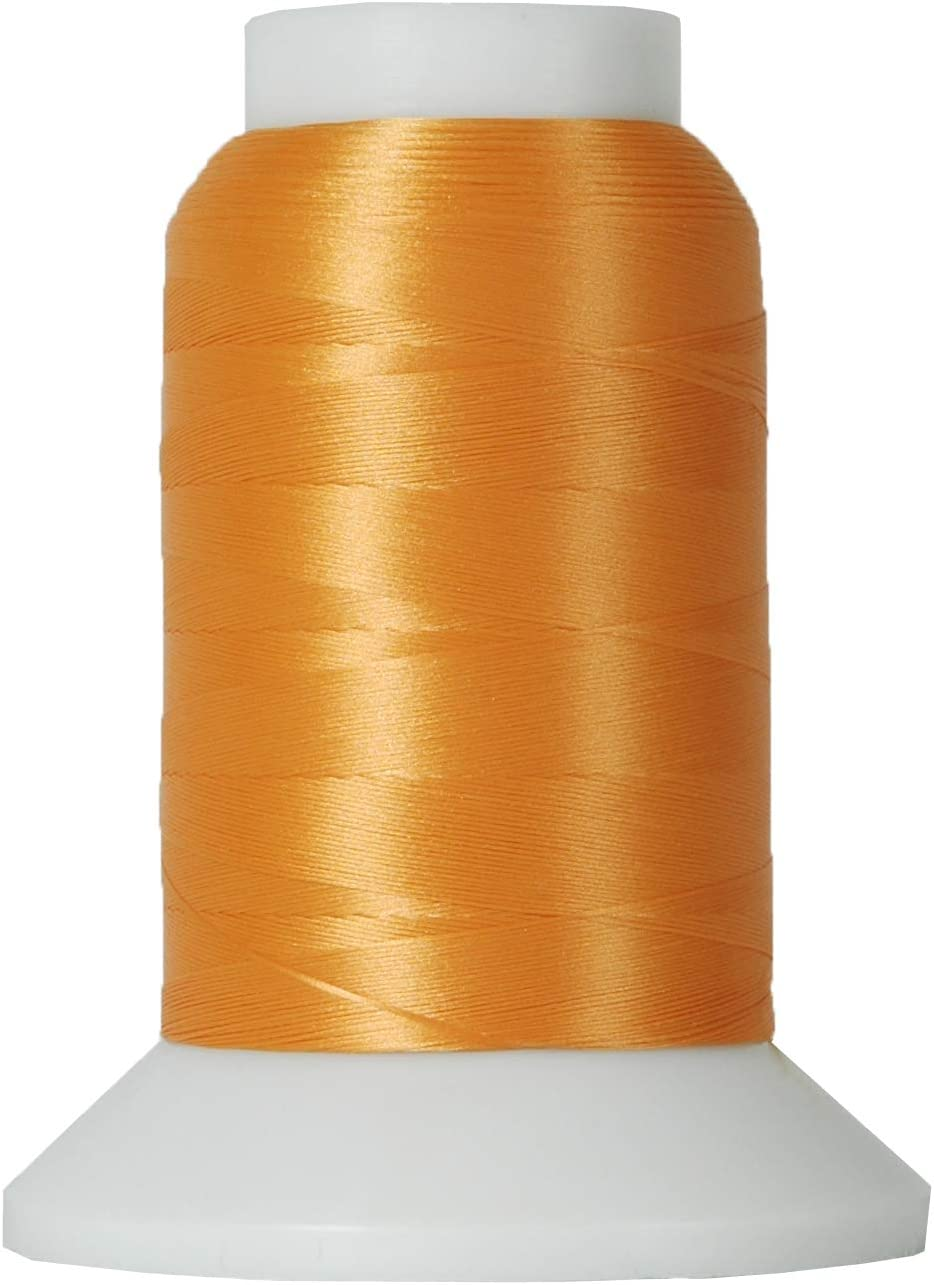 50 Colors Available Serger Sewing Stretchy Thread Wooly Nylon Thread by Threadart 1000m Spools Color 9129 BABY BLUE