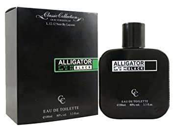 Alligator Black Perfume For Him 3.3 oz Eau de Toilette (Imitation)