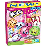 Kellogg's Shopkins Fruit Flavored Snacks, 10 Count, 8 Ounce