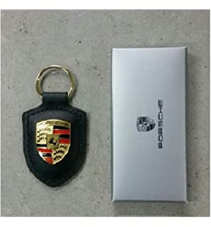 Porsche llavero Escudo: Amazon.es: Coche y moto