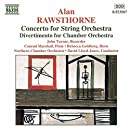 Rawsthorne: Concerto for String Orchestra /  Divertimento for Chamber Orchestra