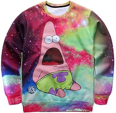 All Over Shirts Patrick Star Sweatshirt