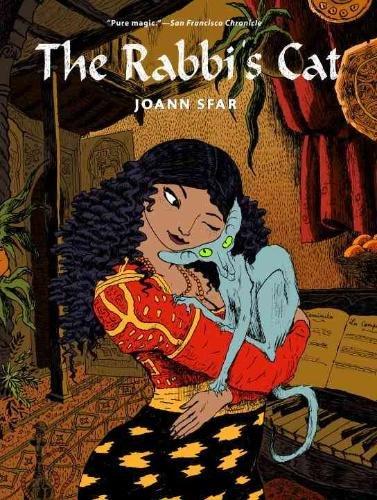 The Rabbi's Cat (Pantheon Graphic Novels) by Pantheon Books