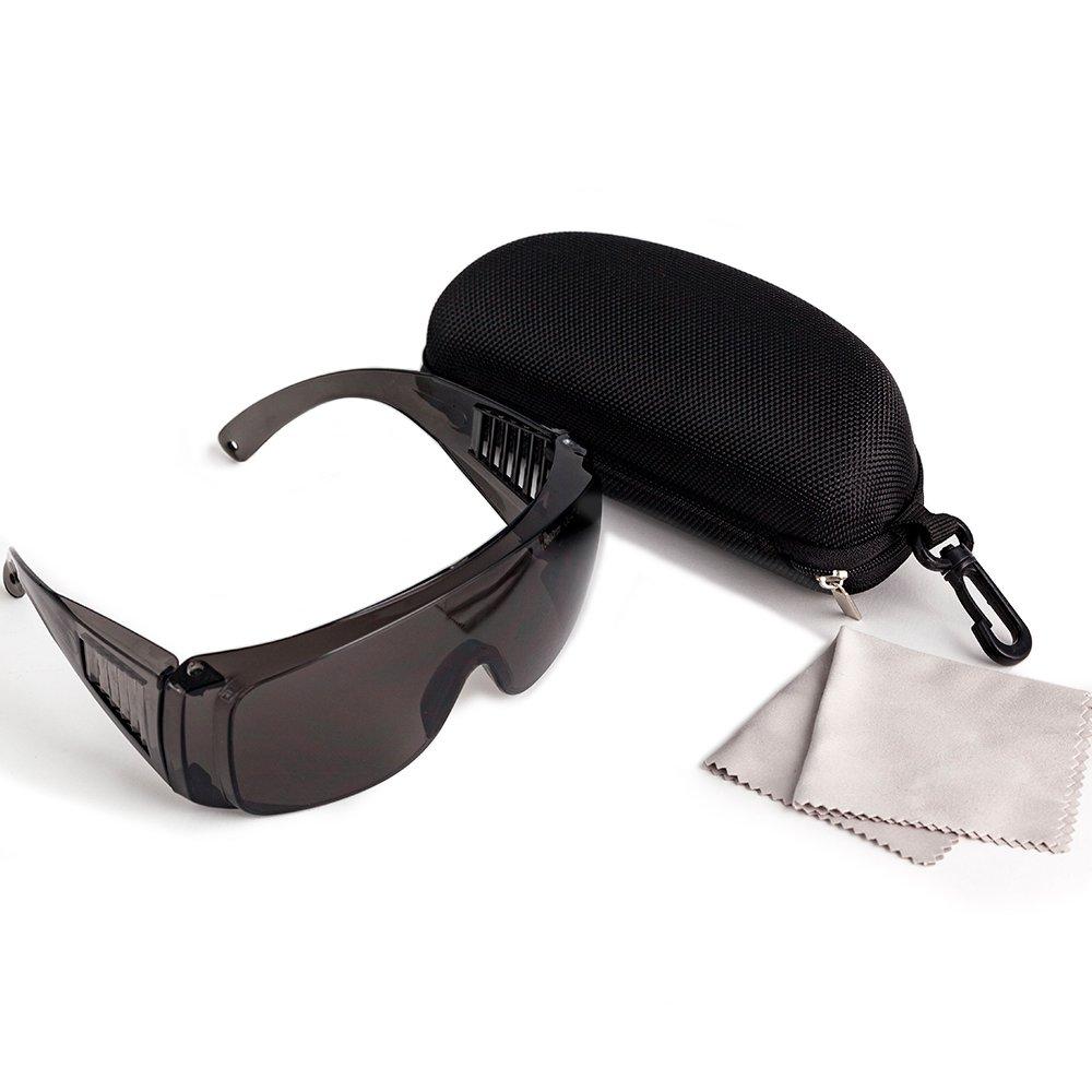 Cloudray 10600nm Gafas de seguridad láser OD4 + CE Gafas protectoras para CO2 Máquina de grabado láser de corte Estilo B