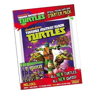 Amazon.com: Panini teenage mutant ninja turtles Power Juego ...