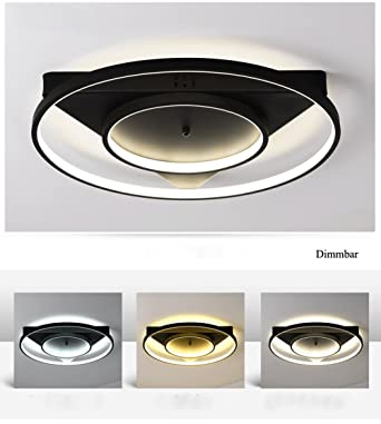 Wohnzimmer Lampen Led Modern Deckenleuchte Schlafzimmer Deckenlampe