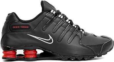 Nike Shox Nz 378341-022 Size 9.5 Black