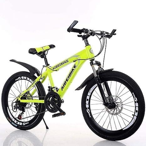 Bicicleta de montaña Camino de la bicicleta de la bicicleta duro cola variable bicicleta 26/24/22/20 pulgadas Estudiante de educación superior velocidad de la bici de doble disco de freno de la bicicl: