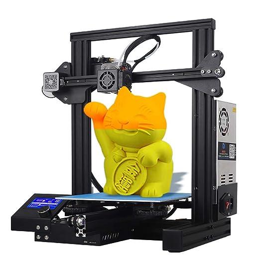 WSHZ DH-01 Impresora 3D Tamaño de impresión 220 * 220 * 250 mm ...