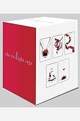 Twilight Saga 5 Book Set (White Cover) Paperback