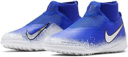 Nike Jr Phantom Vsn Academy DF TF, Chaussures de Futsal