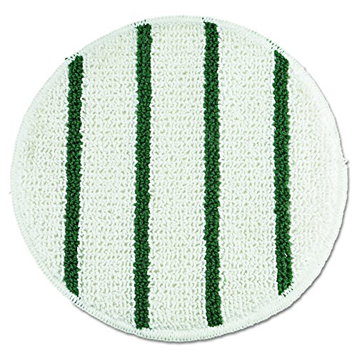 Rubbermaid RCP P269 Low Profile Scrub-Strip Carpet Bonnet, 19