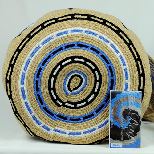 Bag 3047 Large Design Premium Mochila Wayuu 8d1wCqpq