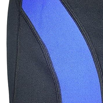 LayaTone Traje de Neopreno 3mm Traje de Surf Hombres Mujeres Traje de Buceo Shorty Traje de Neopreno de Manga Corta Traje de Kayak para la Nataci/ón Deportes Acu/áticos Canotaje Snorkeling