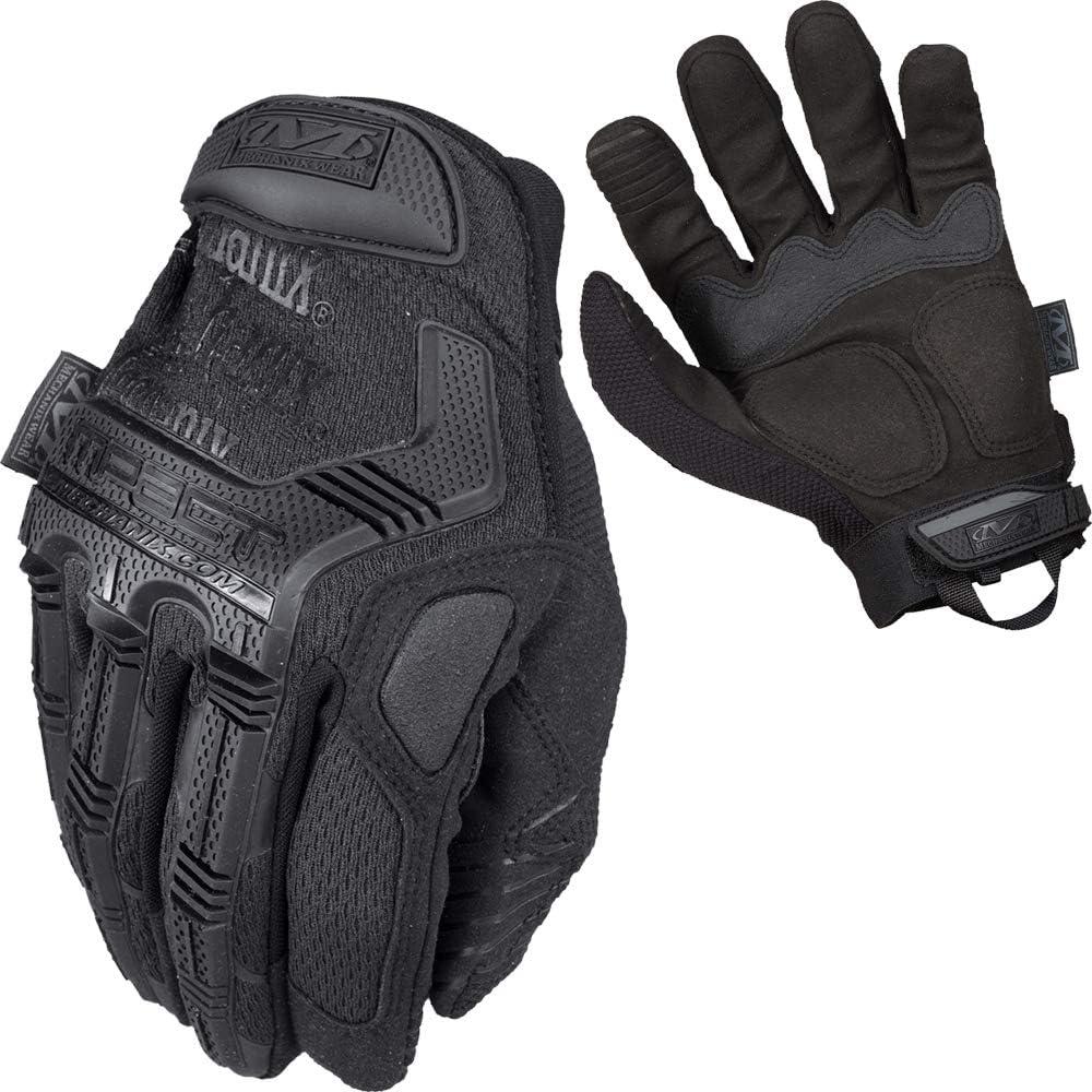Mechanix Handschuhe M Pact Army Tactical Einsatzhandschuhe Ksk MilitÄr Airsoft Größe Xxl Farbe Schwarz Bekleidung