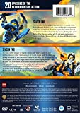 LEGO Nexo Knights S1 and S2 (DVD) (Double Feature)