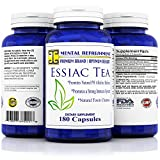 Mental Refreshment: Essiac Tea 900 mg, 180 capsules (1 Bottle) For Sale