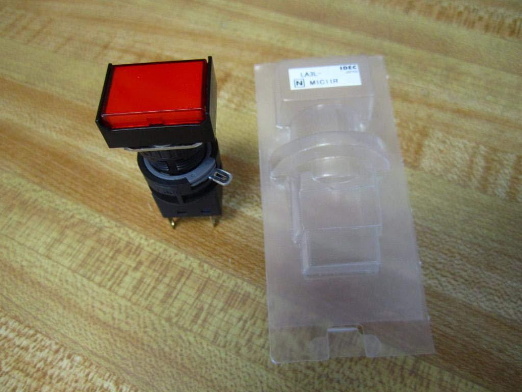 Amazon.com: Idec LA3L-M1C11R - Interruptor pulsador ...
