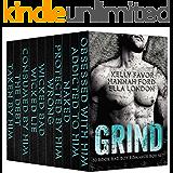 Grind (30 Book Bad Boy Romance Box Set)