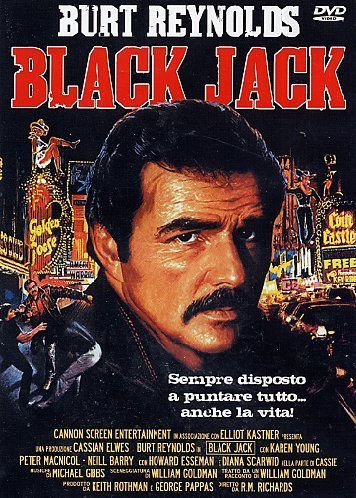 Black Jack (1986) ( Heat ) [ NON-USA FORMAT, PAL, Reg.0 Import - Italy ()