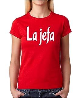 Crazy Bros Tees jefa - Lady Boss Premium Womens T-Shirt