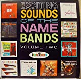 MAXWELL DAVIS EXCITING SOUNDS OF THE NAME BANDS VOL. 2 vinyl record