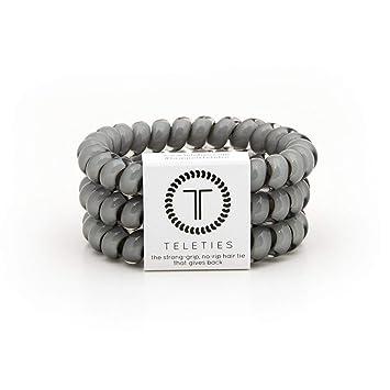 Amazon.com   TELETIES Large Seattle Grey 3 pack   Beauty 39752f2fe31