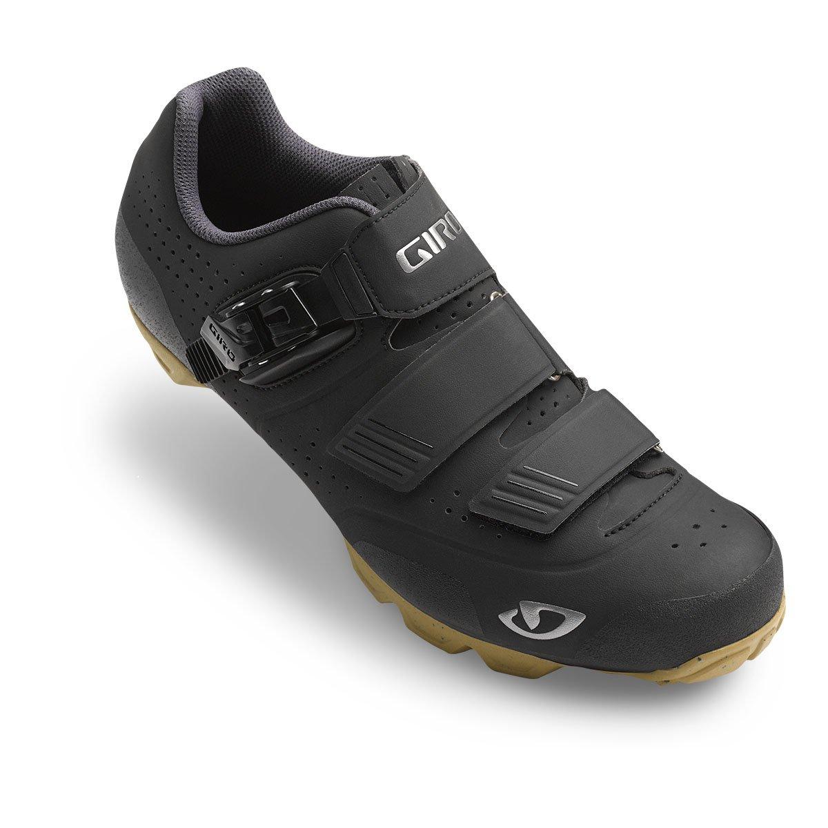 Giro メンズ Giro B015T7E8L0 43 M EU Black/gum Black/gum 43 M EU