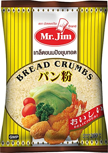 MR. JIM Paniermehl Panko, 7er Pack (7 x 200 g)