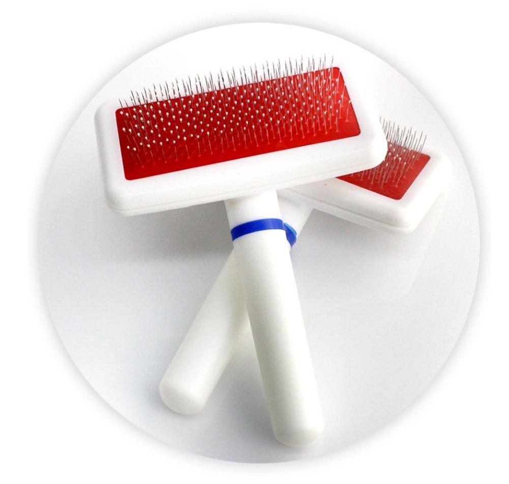 circulation sanguine éliminer les maladies mortes facile à nettoyer confortable pour animal domestique comme Beauté Peigne TREESTAR