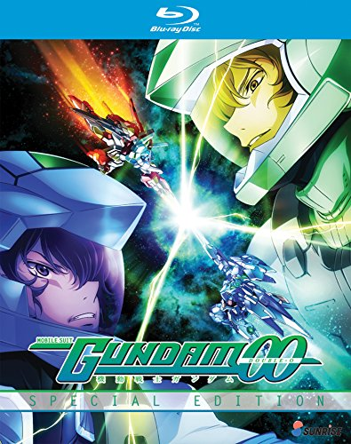 Mobile Suit Gundam 00 Special Edition OVA Blu-Ray Collection -