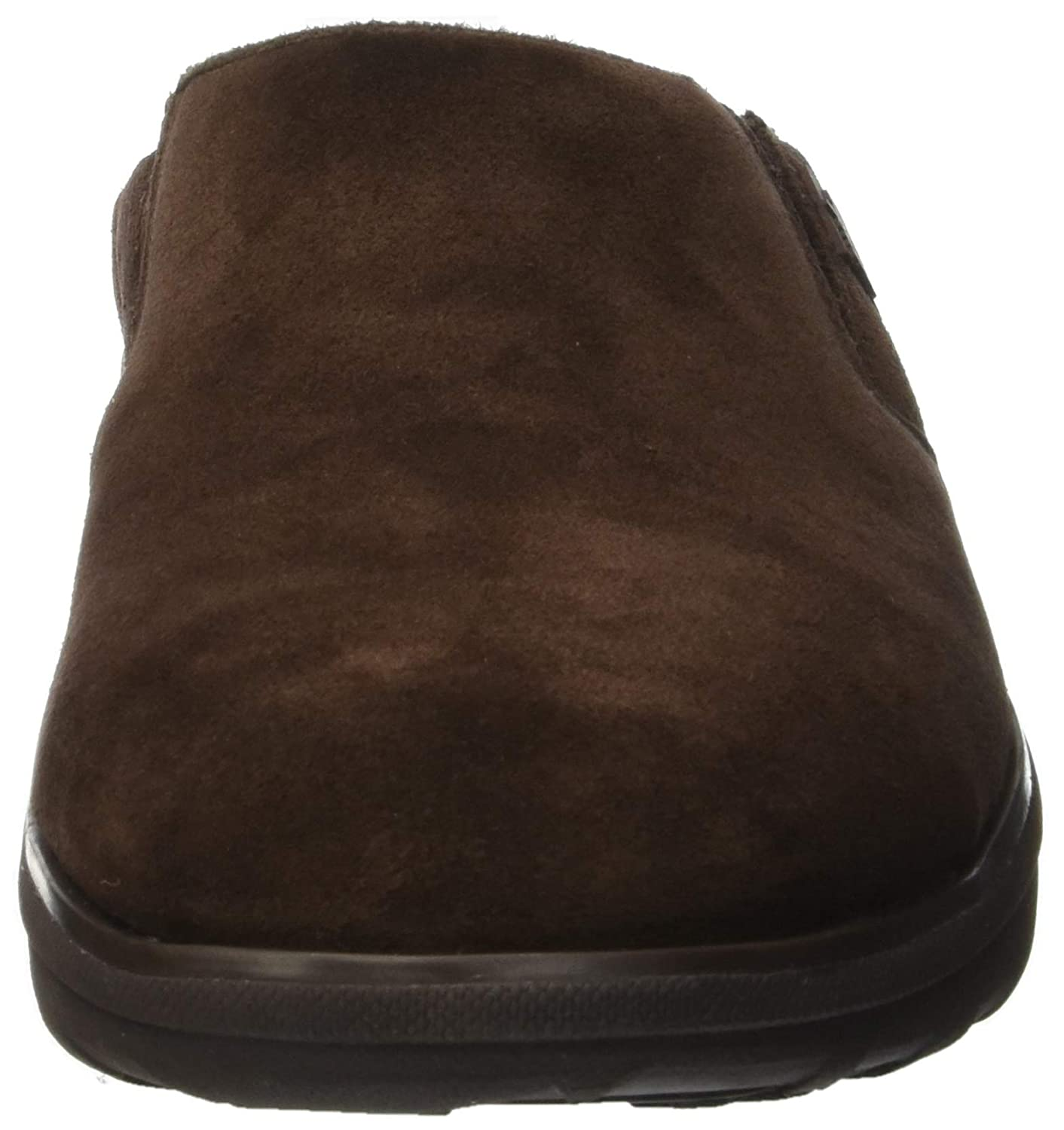bd3723c2f Fitflop Women s Loaff Suede Clog Slip On Trainers  Amazon.co.uk  Shoes    Bags