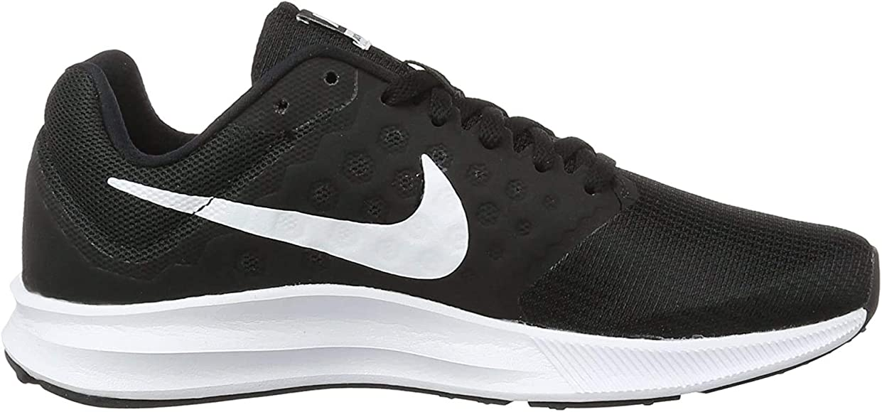 Nike Wmns Downshifter 7 - Zapatillas de running Mujer, Negro (Black / White / Anthracite), 36.5 EU: Amazon.es: Zapatos y complementos