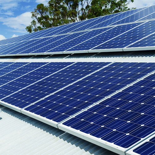 Plug-In Solar 4kW (4000W) DIY Solar Power Kit with Roof Mount (For Steel or Aluminium Sheet Roofs / Garage or Shed Roofs)